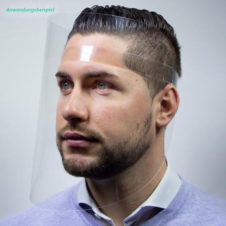 Faceshield transparent Gesichtsschutzmaske