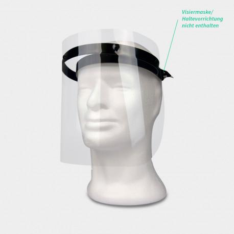 Ersatzvisier 10er-Pack für Gesichtsschutzmaske